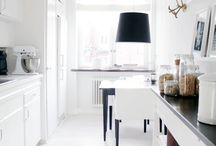 Inspiration- Kitchen / by Miso Bakes