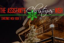 Christmas Wish / A trilogy following the DeMarco family as they find love during the holidays