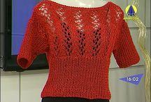 maglia a ferri tutorial