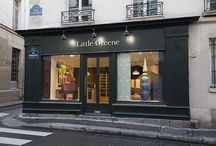 Paris Showroom / Here are the latest photographs from our Paris showroom which opened in January.