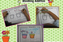 Math in K (Spring) / by Trista Smith