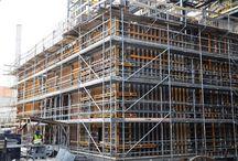 Budowa nowego bloku energetycznego w EC Zofiówka / ULMA Construccion Polska S.A. od 2014 roku dostarcza systemy deskowań i rusztowań do realizacji następujących obiektów: 2014 – pylon komunikacyjny, komora kotłowni, turbozespół i fundamenty urządzeń pomocniczych; 2015 – budynek ze zbiornikami retencyjnymi popiołu, budynek sorbentu, fundament budynku kotłowni, składowisko zapasowe paliwa niskokalorycznego, budynek paliwa niskokalorycznego oraz budynek elektryczny z pionem komunikacyjnym.