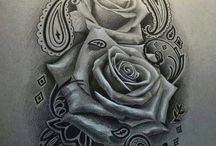 Tattoo Donna Chicana