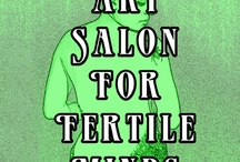 Art and Artists / inspired by our Art Salon For Fertile Minds and our membership at the Vine Arts Center in Minneapolis.