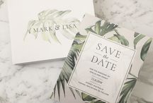 Save date cards