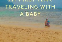 Baby Gap Year Inspiration / Ever heard of the term 'baby gap year'? Basically you take a year off after bubs is born to see the world! Find my favourite inspiration here...