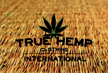 True Hemp Clothing International / Images from True Hemp Clothing International. Including Hempology, Industrial Hemp uses, Hemp facts, logos, art, products, artists, models, events, and projects. http://www.thcint.com #thcint