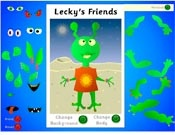 Interactive Games / Games to use on the interactive whiteboard or blog