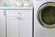 Laundry room / by Amy Ott
