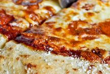 Breads and pizza