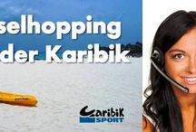 Inselhopping Karibik (Inselhüpfen) / Inselhopping in der Karibik und ABC Kombireisen