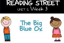 U1W3-The Big Blue Ox-Reading Street