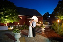 The Barn at Lang Farm / Beautiful venue located in Essex Junction, VT. Great for rustic inspired weddings in the Summer and the Fall!