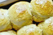 Breads. / rolls