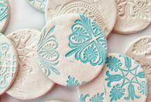 polymer clay decor