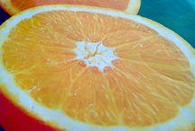 Orange - Colour Inspiration