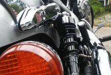 Honda shadow 750 c2
