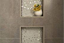 shower recess ideas