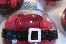 Christmas Craft Ideas / Cards & Ornaments