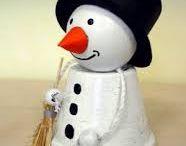Winterbastelleien für Kinder