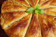Börek ve tuzlu hamur işleri