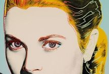 Andy Warhol Pop Art is a way of liking things / Andy Warhol Pop Art is a way of liking things