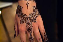 tattoos and hennas / Tats and hennas