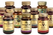 vitamins & suppliments / About the vitamins and suppliments which we need for our body.