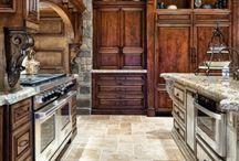 Casas, cocinas, espectaculares / Originales y bellas