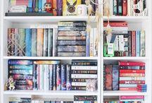 Book Shelves & Library