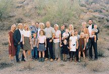 Large Family Photo / by Jenifer Saunders