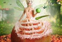 Fairies & Pixies / by Susie Morrison