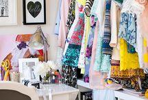 My chic closet
