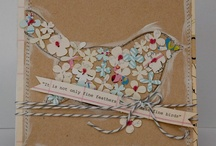 Creating - Cards  / by Kathy Lewis