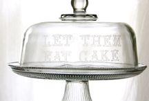 For cake / Pro dortíčky