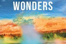 Wonders to visit
