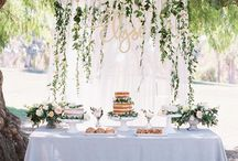 Decore : garden birthday party