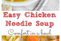 Soups / Best,easy,cosy,comforting, creamy and all yummy soups
