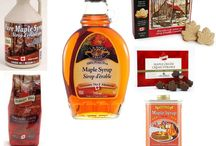 Canadian Maple Syrup / Canadian Maple Syrup...is there anything better?!
