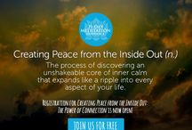 Creating Peace from the Inside Out / Oprah and Deepak's 21-Day Meditation Experience