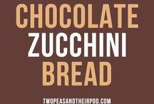 Zucchini's everywhere