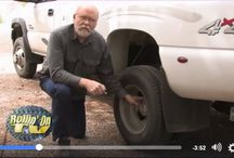 Tips from Rollin' on TV / RV tips, mostly from Jeff Johnston. Great ideas to improve your RV experience! #rollinontv
