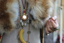 Bracelets, rings, necklaces.. Jewelry galore! / by www.silviagattin.com FashionTravelLifestyle