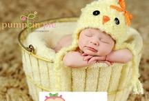 posing - newborns using props / by Jeremy N Misti White