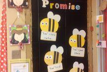 Classroom Theme: Bees