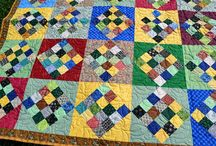 Scrappy Quilts / by Sherry Byrd