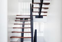 ESCALIERS | STAIRS / Nos différents types d'escaliers.  Different type of stairs we build.