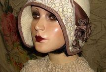 Vintage & Antique Fashion / by Pearl Black