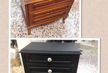 Before & after / Antes y después / by Carmen Barbeyto