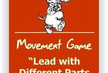 movement ganes dir kids